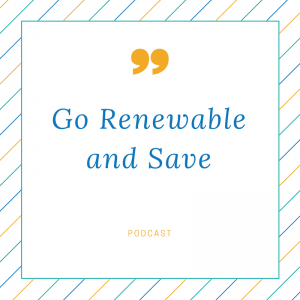 Go renewable and save with 100% Renewables