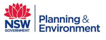 Dept Planning Environment