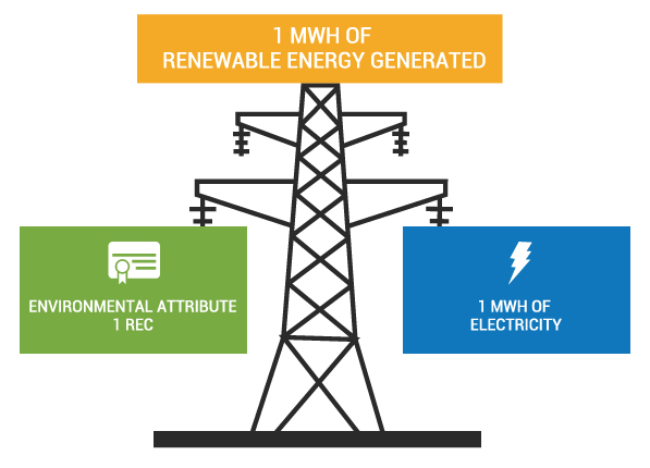 Renewable Energy Certificates (RECs)